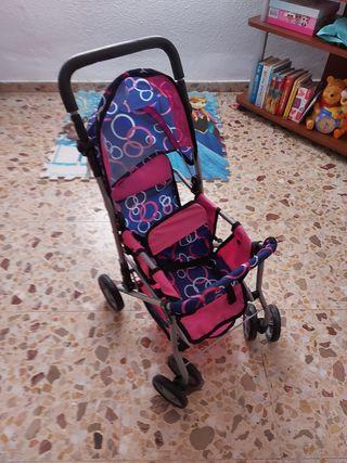 carrito bebe juguete