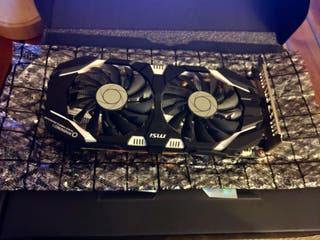 MSI GeForce® GTX 1060 3GT OC 3GB GDDR5