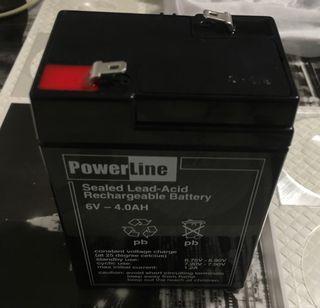 Batería quad/moto/coche