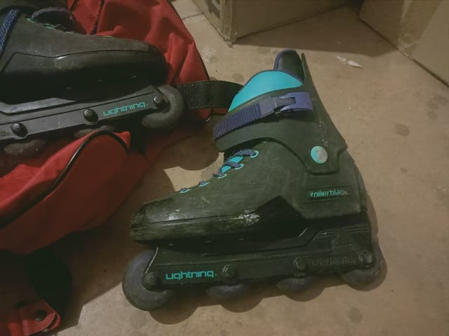 Patines Roller Blade