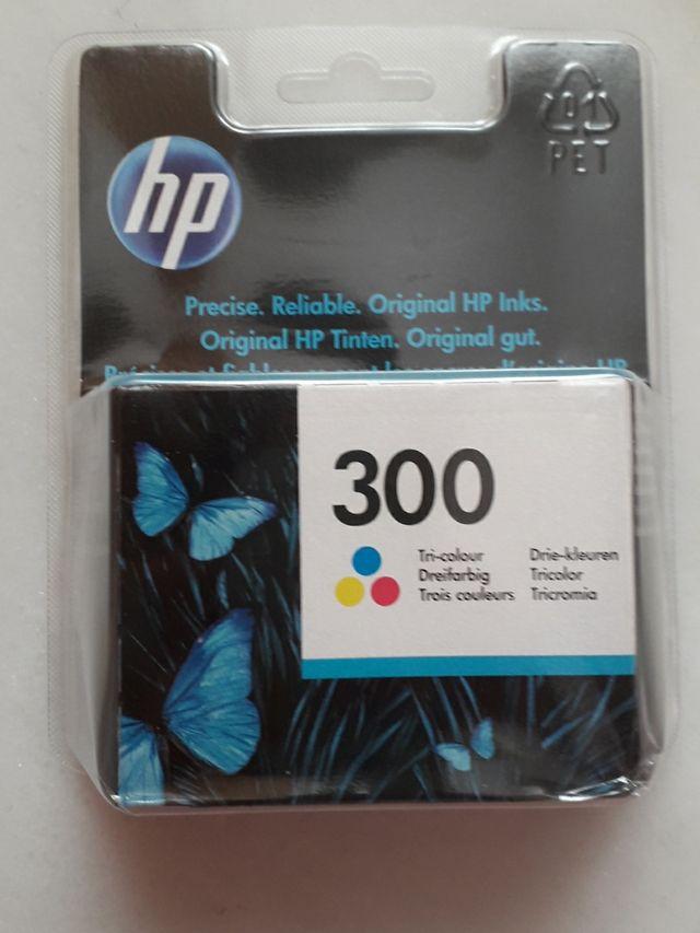 Cartucho tinta HP 300 original