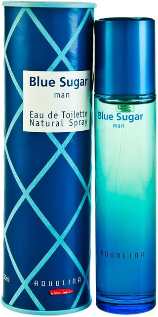 perfume BLUE SUGAR descatalogado