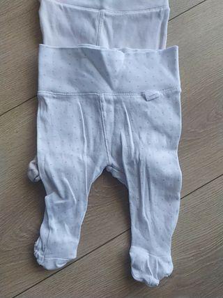 3 pantalones bebé 3 meses