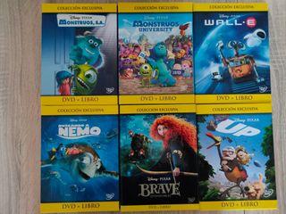Colección disney Pixar