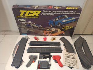 Circuito Slot TCR