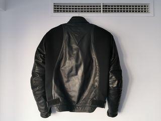 Dainese chaqueta moto 100% piel con protecciones