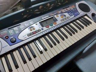 Teclado piano/Órgano Yamaha psr 160