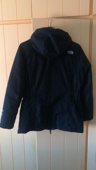 Abrigo corto North Face