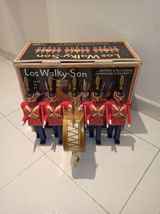Soldados Geyper Walky Son.