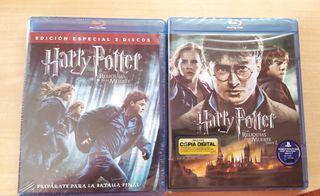 película Harry Potter y las reliquias de la muerte