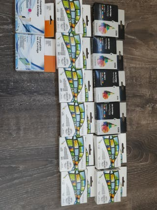 cartuchos impresora Epson dx3800