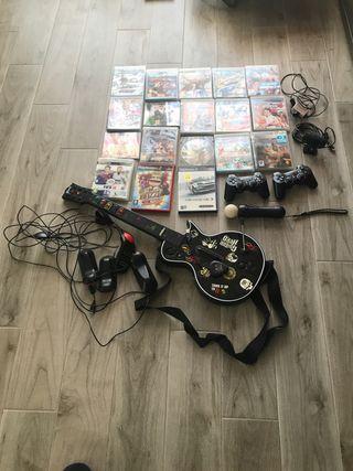 Juegos y accesorios playstation 3