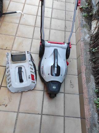 Cortacesped con bateria litio Sterwins - 35 litros