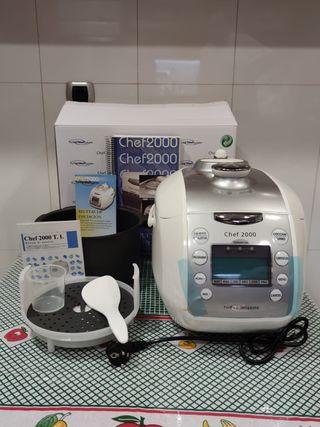 Robot de cocina Máster chef 2000