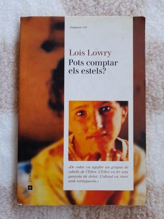 Libro en catalán 'Pots comptar els estels'