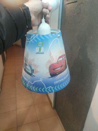 lámpara cars