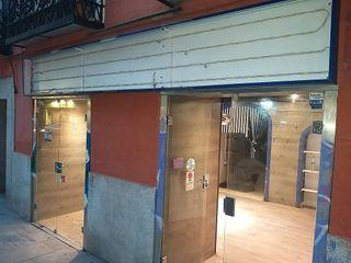 Local comercial en alquiler en Embajadores - Lavapiés en Madrid