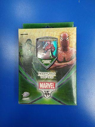 Cartas Marvel