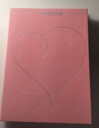 Bts album Map of the soul: Persona
