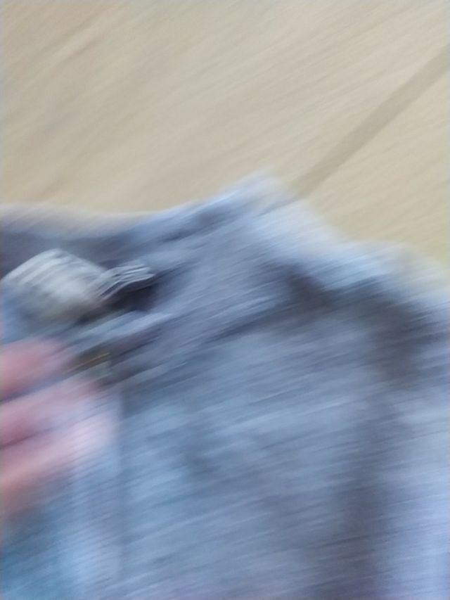 Chaqueta bebé algodón 3 meses