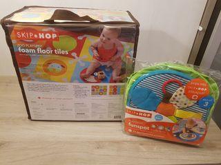Alfombra Skip Hop Playspot con accesorio Funspot