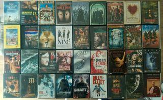95 películas DVD 1€ unidad