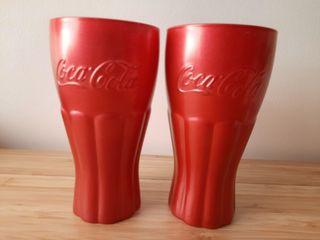 Lote Vasos Coca Cola