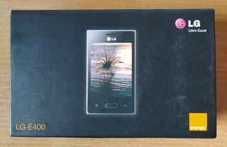 2 Móviles LG-E400