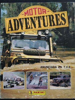 Album Motor Adventures