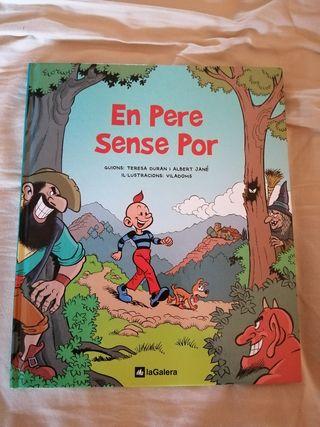 """Libro, """"En Pere sense por"""""""