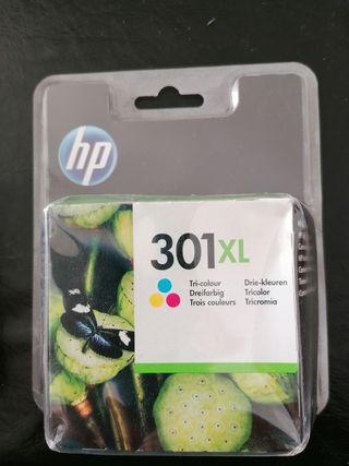 Cartucho tinta HP