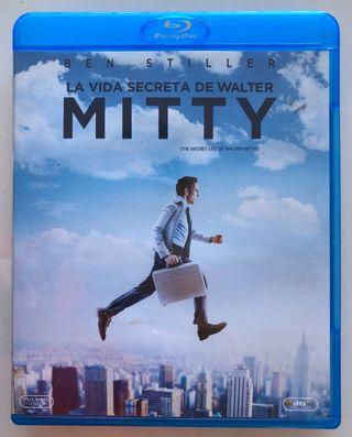 La vida secreta de Water Mitty