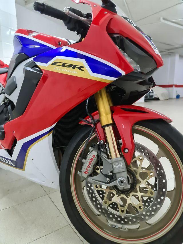 HONDA CBR 1000 RR HRC SP2 2020