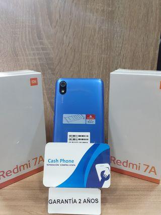 Xiaomi Redmi 7A 16GB 2GB RAM Matte Blue Nuevo