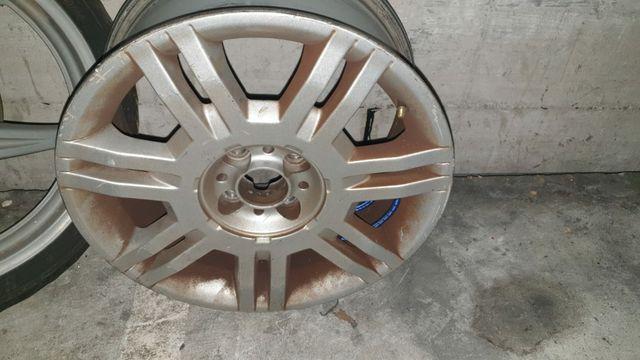 50€ por las 4 llantas aluminio 16 pulgadas Fiat