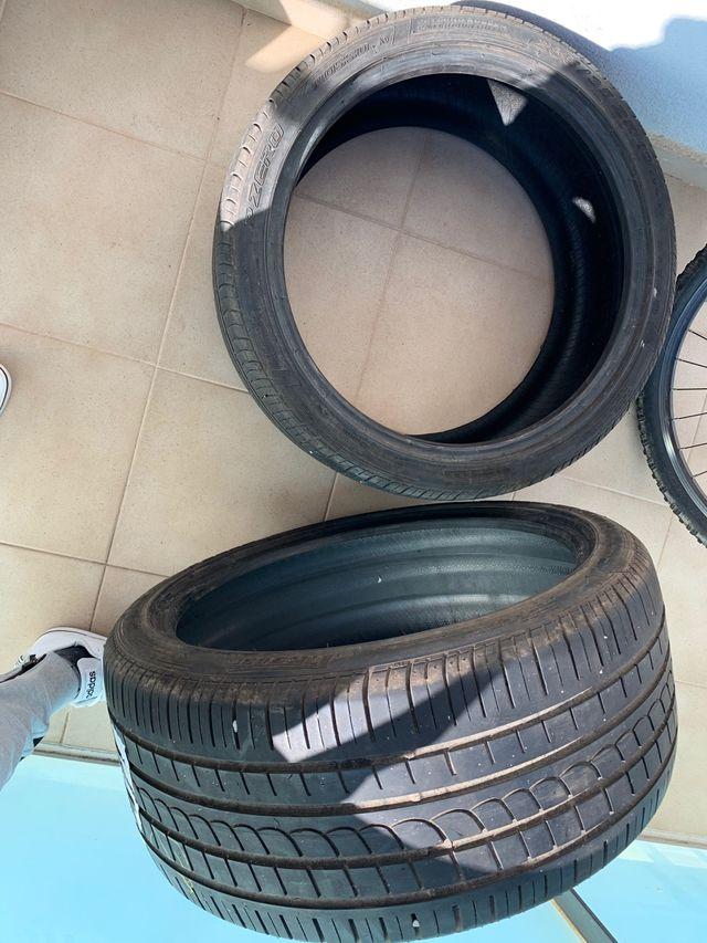 Neumáticos 255/35/19