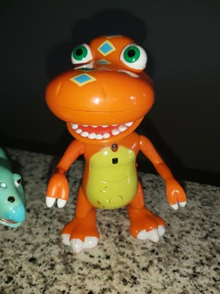 Dinosaurios serie Dinotren
