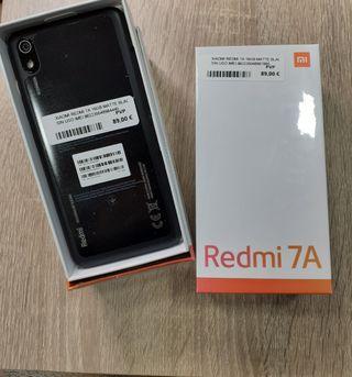 Xiaomi Redmi 7A 16GB 2GB RAM Matte Black Nuevo