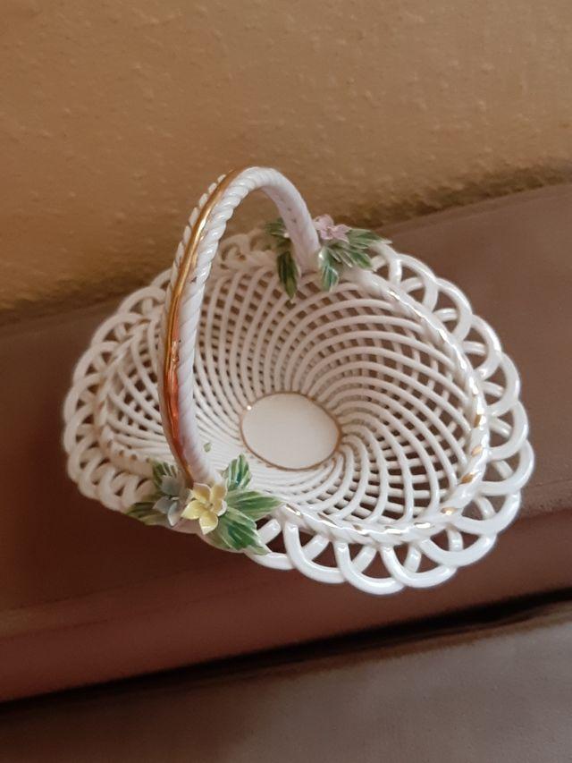 cesto de cerámica