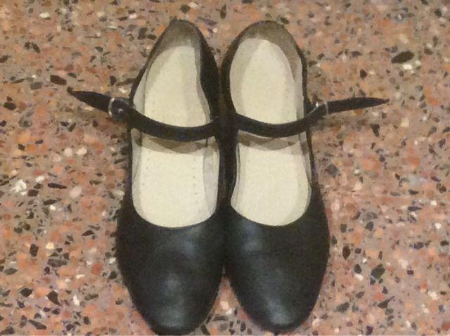 Zapatos Baile,Poco uso