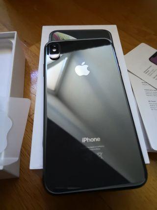Apple iphone Xs Max IMPECABLE en su caja con todo