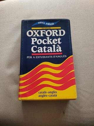 Diccionari Oxford pocket en català