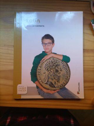 Libro de Latín 4° ESO