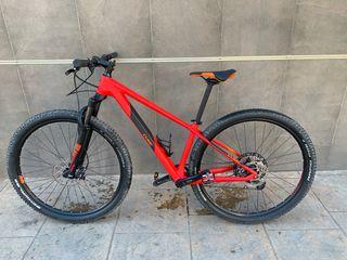 Bici MTB Cube c62 pro