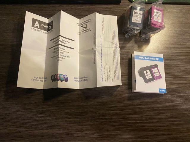 Cartuchos Impresora HP