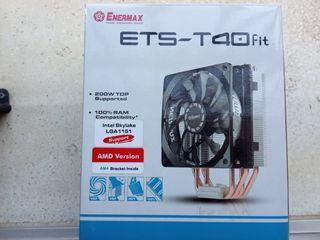 Disipador Ventilador CPU Enermax Ets-T40