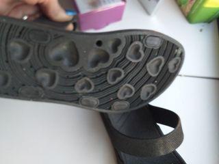 chanclas sandalias de cuero
