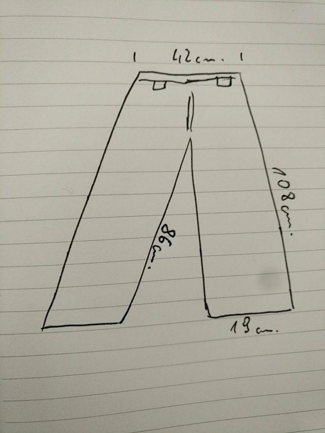 pantalon hombre Dolce Gabbana