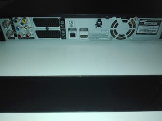 DVD Grabador - TDT digital HDD con TV y Radio.