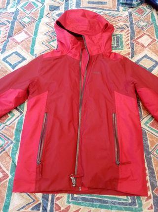 chaqueta anorak esquí talla 10 años